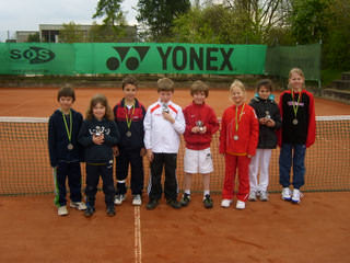 Tennis - VfR Weddel - 2009 - Saisonauftakt12
