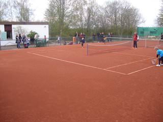 Tennis - VfR Weddel - 2009 - Saisonauftakt15