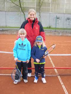 Tennis - VfR Weddel - 2009 - Saisonauftakt17