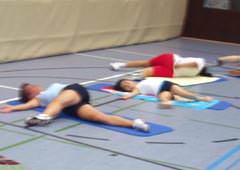 Damengymnastik VfR Weddel
