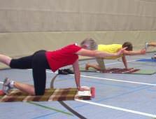 Damengymnastik VfR Weddel2