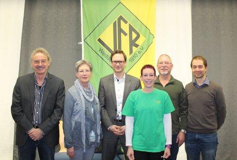 VfR Weddel - Vorstand - Internet