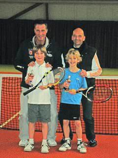Tennis - VfR Weddel - 2012 - Alexander Nickel 2