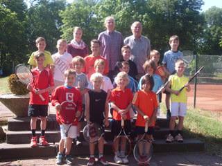 Tennis - VfR Weddel - 2012 - Bezirksjüngstmeisterschaften