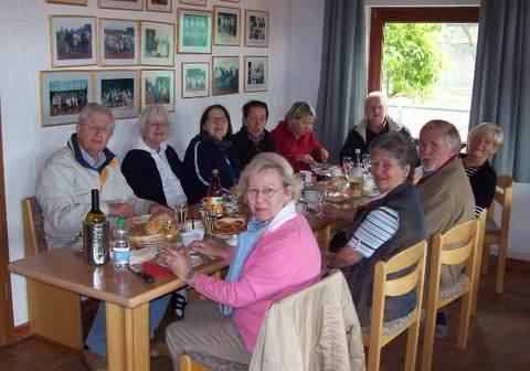 Tennis - VfR Weddel - 2012 - Seniorenfrühstück