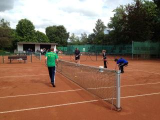Tennis - VfR Weddel - 2012 - Sport- und Spaßmeile10