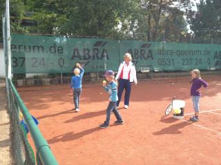 Tennis - VfR Weddel - 2012 - Sport- und Spaßmeile4
