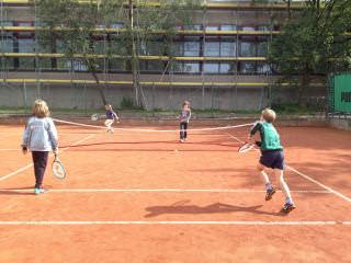 Tennis - VfR Weddel - 2012 - Sport- und Spaßmeile5