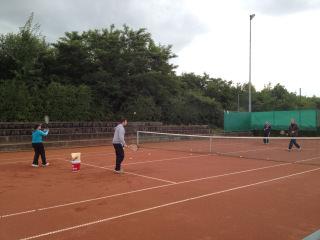 Tennis - VfR Weddel - 2012 - Sport- und Spaßmeile9