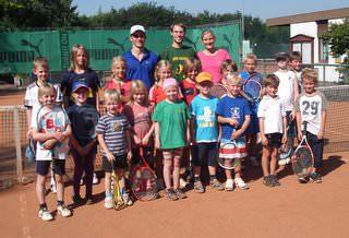 Tennis - VfR Weddel - 2012 - Teniscamp1