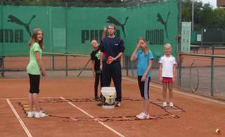 Tennis - VfR Weddel - 2012 - Teniscamp4