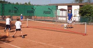 Tennis - VfR Weddel - 2012 - Teniscamp6