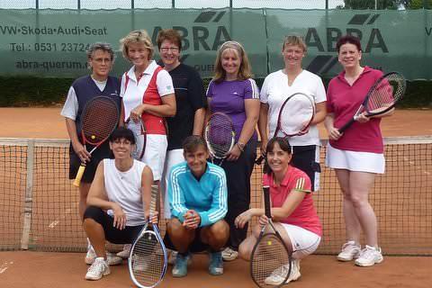 Tennis - VfR Weddel - 2012 - damen doppel spaßturnier
