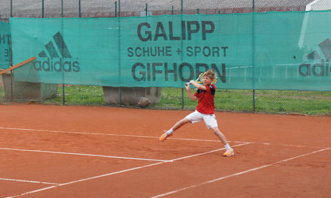 VfR Weddel - Tennis - Jonas Ebel - Gifhorn Open