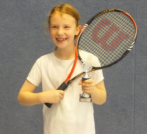 Tennis - VfR Weddel - 2013 - Jara Schwelnus