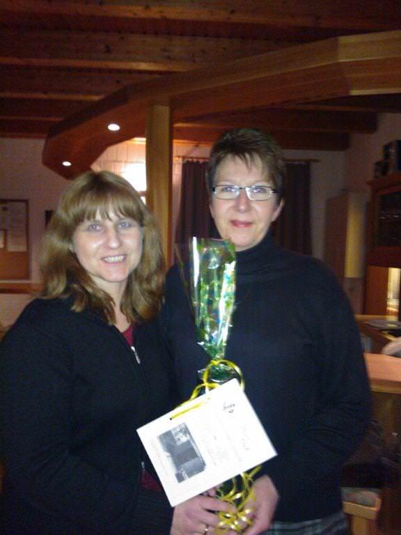 Tennis - VfR Weddel - 2013 - Mitgliederversammlung