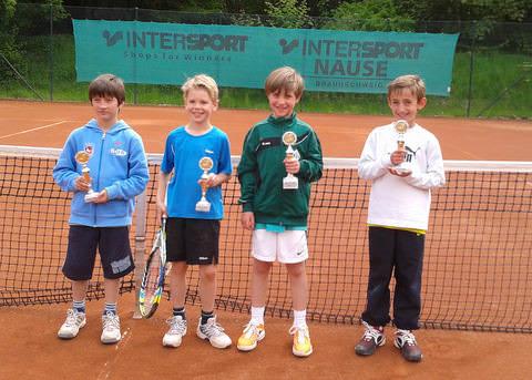 Tennis - VfR Weddel - 2013 - Regionsmeisterschaften