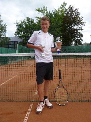 Tennis - VfR Weddel - 2013 - Vereinsmeisterschaften Jugend2