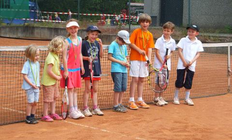 Tennis - VfR Weddel - 2013 - Vereinsmeisterschaften Jugend7