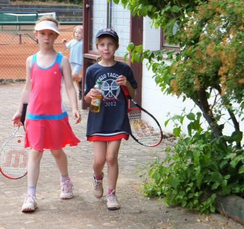 Tennis - VfR Weddel - 2013 - Vereinsmeisterschaften Jugend9