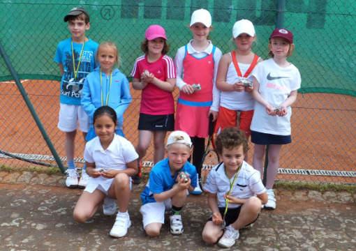Tennis - VfR Weddel - 2014 - Kids on Court1