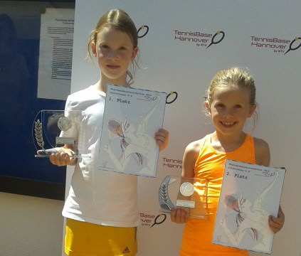Tennis - VfR Weddel - 2014 - Regionsmeister