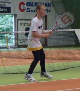 Tennis - VfR Weddel - 2014 - Schwelnus Lutter