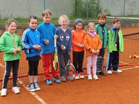 Tennis - VfR Weddel - 2015 - Kids on Court 2015