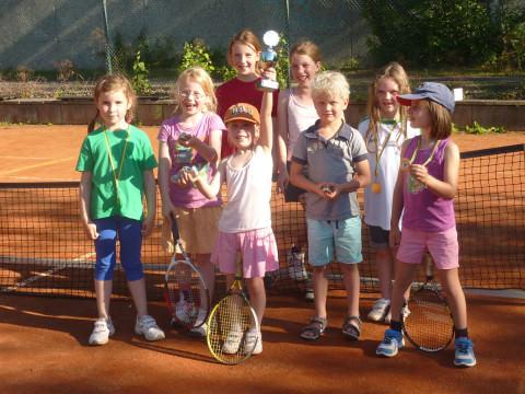 Tennis - VfR Weddel - 2015 - Kleinfeld Vereinsmeister