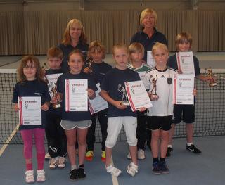 VfR Weddel Tennis Schule 2012