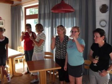 Tennis - VfR Weddel - 2009 - Jubiläum3