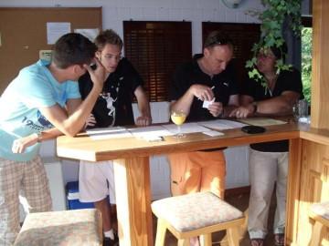 Tennis - VfR Weddel - 2009 - Jubiläum4
