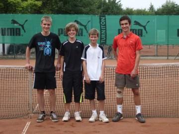 Tennis - VfR Weddel - 2009 - Jugend-Bezirkspokal1