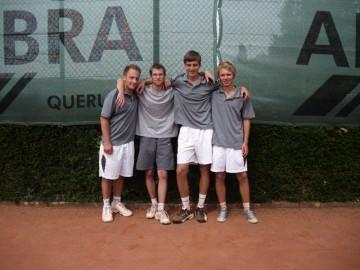 Tennis - VfR Weddel - 2009 - Jugend-Bezirkspokal2