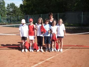 Tennis - VfR Weddel - 2009 - Jugendmeisterschaften1