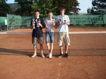 Tennis - VfR Weddel - 2009 - Jugendmeisterschaften3