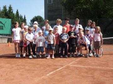 Tennis - VfR Weddel - 2009 - Kidsday1