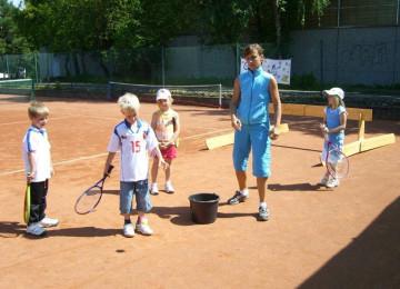 Tennis - VfR Weddel - 2009 - Kidsday2