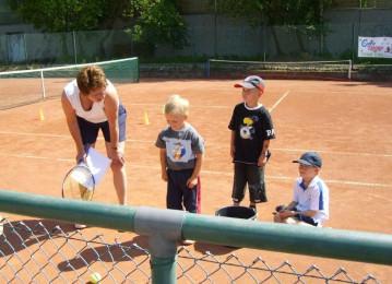 Tennis - VfR Weddel - 2009 - Kidsday3