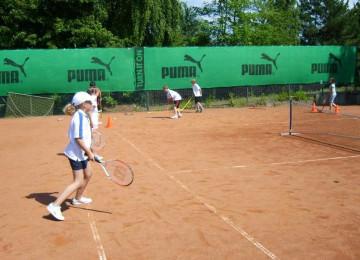 Tennis - VfR Weddel - 2009 - Kidsday4
