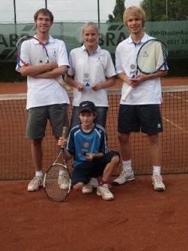 Tennis - VfR Weddel - 2009 - Kreismeisterschaften