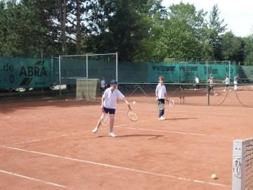 Tennis - VfR Weddel - 2009 - Tennisferiencamp10