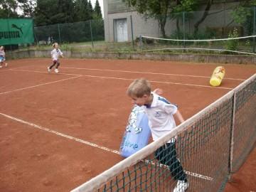 Tennis - VfR Weddel - 2009 - Tennisferiencamp12