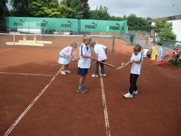 Tennis - VfR Weddel - 2009 - Tennisferiencamp13