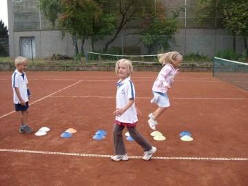 Tennis - VfR Weddel - 2009 - Tennisferiencamp14