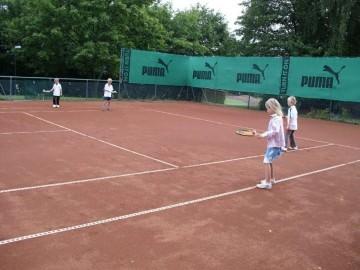 Tennis - VfR Weddel - 2009 - Tennisferiencamp15