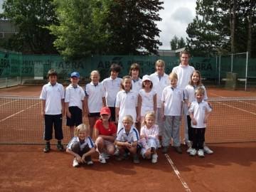 Tennis - VfR Weddel - 2009 - Tennisferiencamp16
