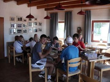 Tennis - VfR Weddel - 2009 - Tennisferiencamp2
