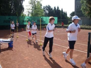 Tennis - VfR Weddel - 2009 - Tennisferiencamp3