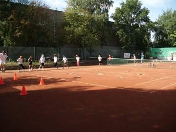 Tennis - VfR Weddel - 2009 - Tennisferiencamp4